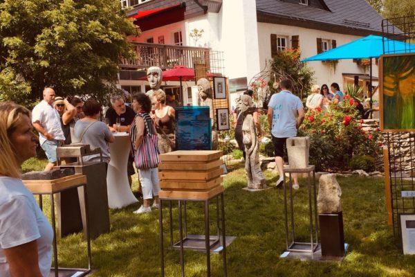 Zu Gast beim LandArt Festival des Forum Naila e. V.